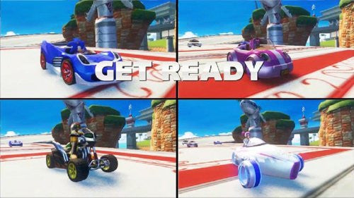 Image 4 for Sonic & All-Stars Racing Transformed