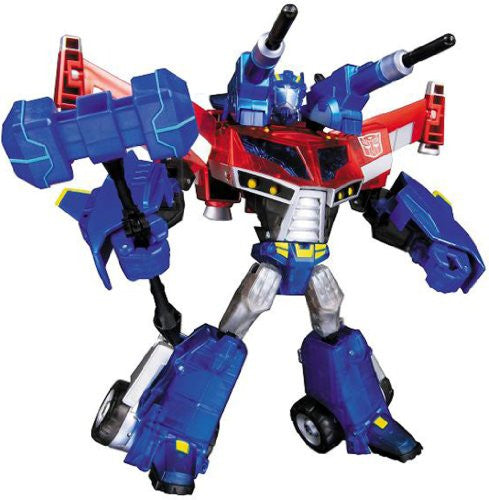 Image 1 for Transformers Animated - Convoy - TA38 - Wingblade Optimus Prime (Takara Tomy)