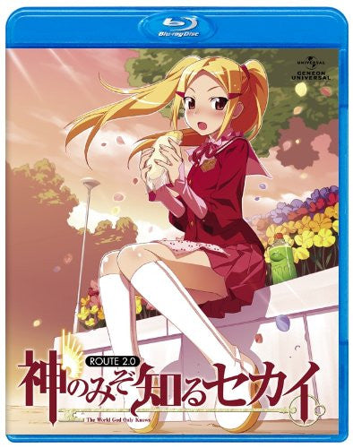 Image 2 for The World God Only Knows / Kami Nomi Zo Shiru Sekai Route 2.0