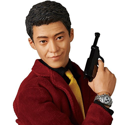 Image 2 for Lupin III (film) - Lupin the 3rd - Real Action Heroes #687 - 1/6 (Medicom Toy)