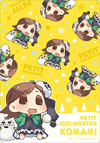 Image 1 for Puchimasu! - Komami - Mousepad 31 (Zext Works)