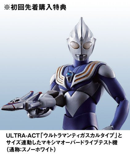 Image 3 for Ultraman Tiga - Ultra-Act - Sky Type (Bandai)