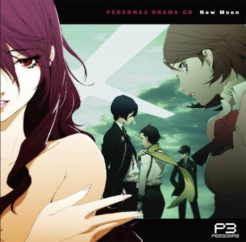 Image 1 for PERSONA3 DRAMA CD New Moon