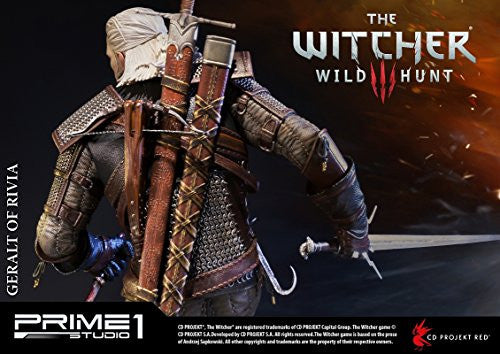 Image 9 for The Witcher 3: Wild Hunt - Geralt - Howler - Premium Masterline PMW3-01 - 1/4 (Prime 1 Studio)