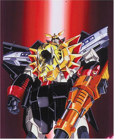 Image for The King Of Braves Gaogaigar DVD Box [Limited Edition]
