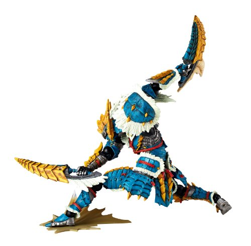 Image 5 for Monster Hunter - Hunter - Revoltech #133 - Jinouga Series (Kaiyodo)