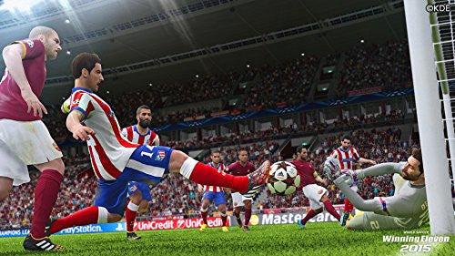 Image 4 for World Soccer Winning Eleven 2015