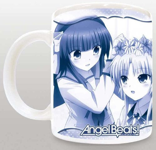 Image 2 for Angel Beats! - Tenshi - Yuri - Mug (Broccoli)