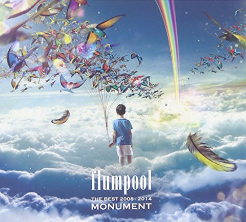 "Image for THE BEST 2008-2014 ""MONUMENT"" / flumpool"
