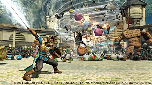 Dragon Quest Heroes: Anryu to Sekaiju no Jou