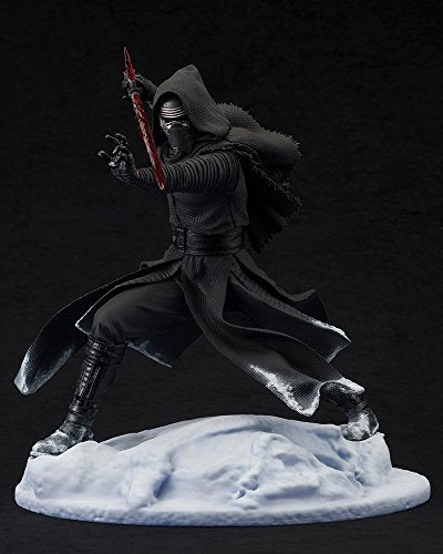 Image 5 for Star Wars: The Force Awakens - Kylo Ren - ARTFX Statue - 1/7 (Kotobukiya)