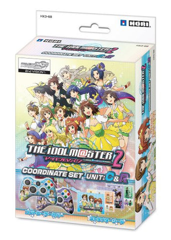 Image for The Idol Master 2 Coordinate Set  Unit: C&R