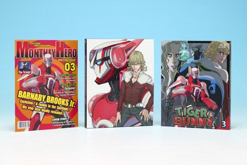 Image 3 for Tiger & Bunny 3