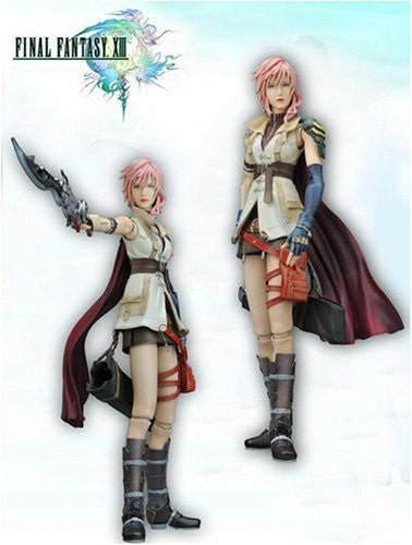Image 2 for Final Fantasy XIII - Lightning - Play Arts Kai - Play Arts 改 -Kai- (Square Enix)