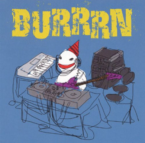 Image for COOL BOARDERS BURRRN