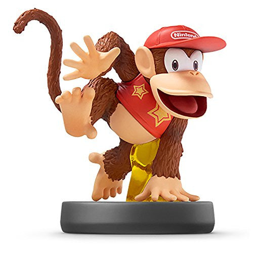 Image 1 for amiibo Super Smash Bros. Series Figure (Diddy Kong)