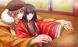 Thumbnail 1 for Genji Koi Emaki [Limited Edition]