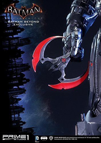 Image 3 for Batman: Arkham Knight - Batman - Museum Masterline Series MMDC-10 - 1/3 - Batman Beyond (Prime 1 Studio)