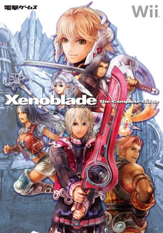 Image for Xenoblade The Complete Guide