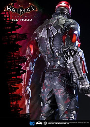 Image 8 for Batman: Arkham Knight - Red Hood - Museum Masterline Series MMDC-09 (Prime 1 Studio)