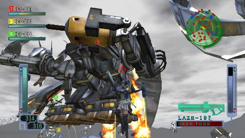 Image 12 for Earth Defense Force 3 Portable [Double Nyuutai Pack]