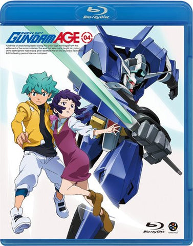 Image for Mobile Suits Age Vol.4