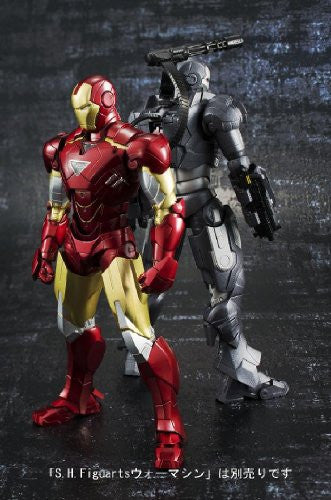 Image 9 for Iron Man 2 - Iron Man Mark VI - S.H.Figuarts (Bandai)