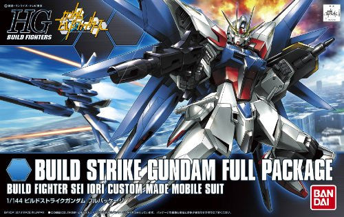 Image 2 for Gundam Build Fighters - GAT-X105B Build Strike Gundam - GAT-X105B/FP Build Strike Gundam Full Package - HGBF #001 - 1/144 (Bandai)
