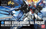Thumbnail 2 for Gundam Build Fighters - GAT-X105B Build Strike Gundam - GAT-X105B/FP Build Strike Gundam Full Package - HGBF #001 - 1/144 (Bandai)