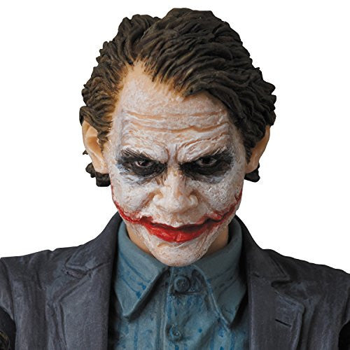 Image 3 for The Dark Knight - Joker - Mafex No.015 - Bank Robber Ver. (Medicom Toy)
