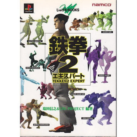 Image for Tekken 2 Expert Strategy Guide Book / Ps