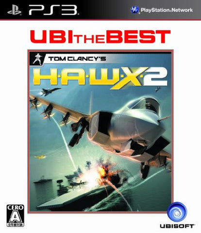 Image for Tom Clancy's H.A.W.X. 2 (Ubi the Best)