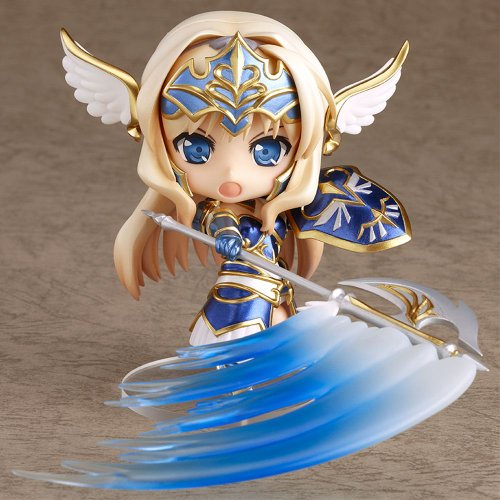 Image 4 for Aquapazza - Final Dragon Chronicle -Guilty Requiem- - To Heart 2 - Kusugawa Sasara - Nendoroid #272 - Valkyrie ver. (Good Smile Company)