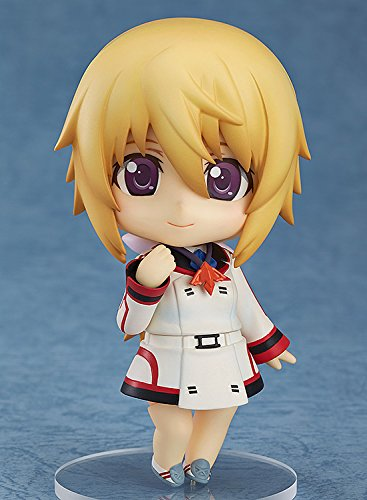 Image 2 for IS: Infinite Stratos - Charlotte Dunois - Nendoroid #497 (Good Smile Company)
