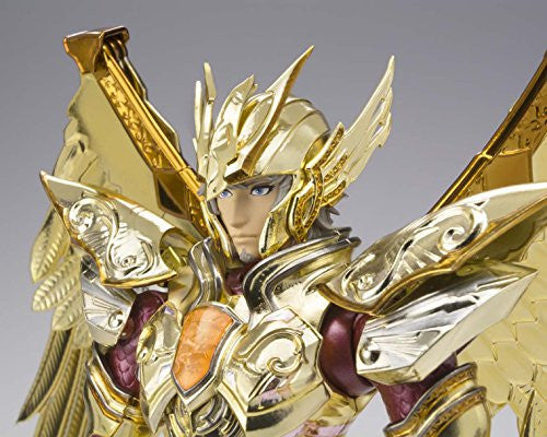 Image 5 for Saint Seiya: Legend of Sanctuary - Sagittarius Aiolos - Saint Cloth Legend (Bandai)