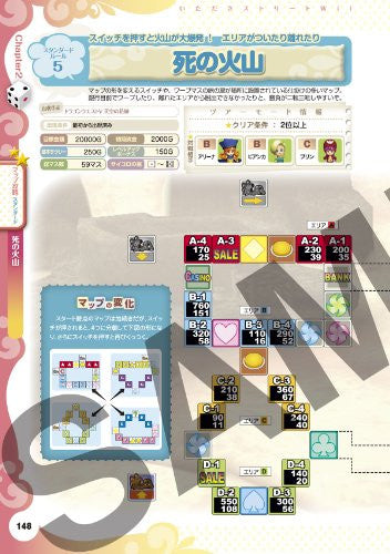 Image 6 for Itadaki Street Wii Official Perfect Guide