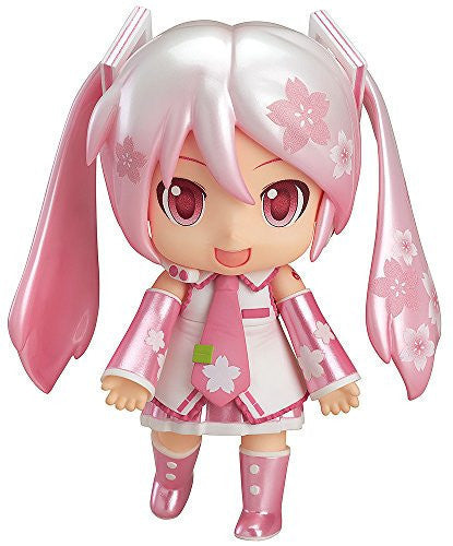 Image 1 for Vocaloid - Mikudayo - Nendoroid #499 - Sakura ver. (Good Smile Company)