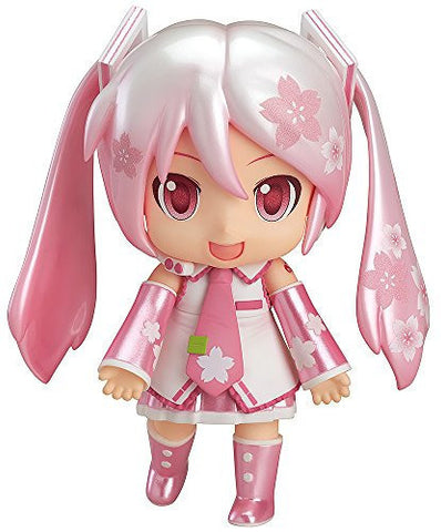 Image for Vocaloid - Mikudayo - Nendoroid #499 - Sakura ver. (Good Smile Company)