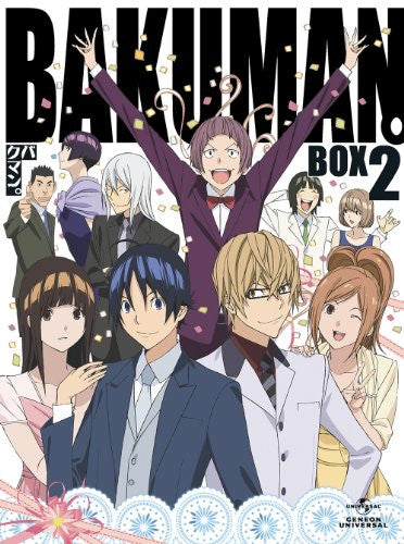 Image 1 for Bakuman 3rd Series Bd Box Vol.2