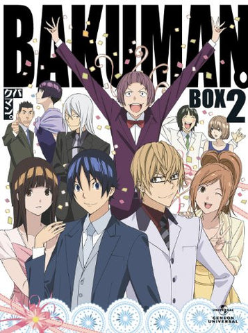 Image for Bakuman 3rd Series Bd Box Vol.2