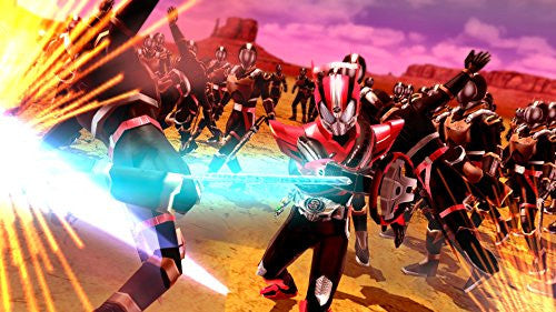 Kamen Rider Battride War Sousei [Regular Edition] (PS4)