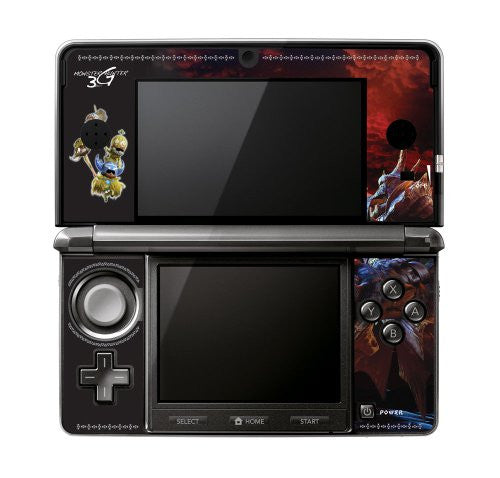 Image 3 for Monster Hunter 3G Protection Filter 3DS