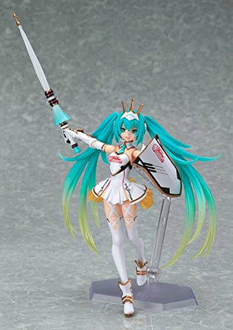 GOOD SMILE Racing - Vocaloid - Hatsune Miku - Figma #SP-060 - Racing 2015