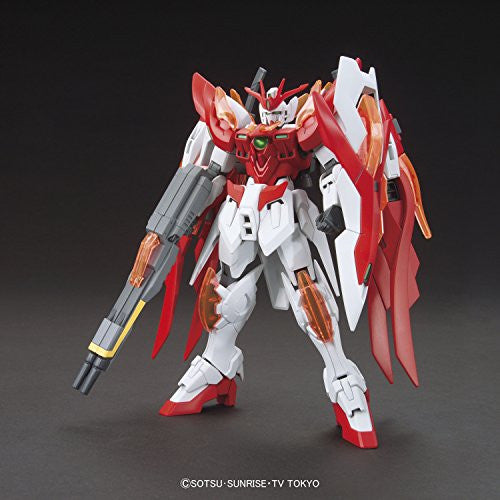 Image 2 for Gundam Build Fighters Honoo - XXXG-00W0CV Wing Gundam Zero Honoo - HGBF #033 - 1/144 (Bandai)