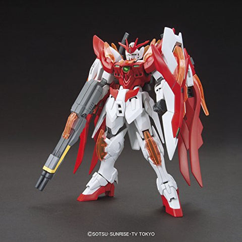 Image for Gundam Build Fighters Honoo - XXXG-00W0CV Wing Gundam Zero Honoo - HGBF #033 - 1/144 (Bandai)