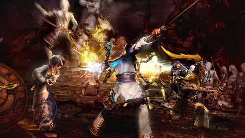 Image 4 for Musou Orochi 2