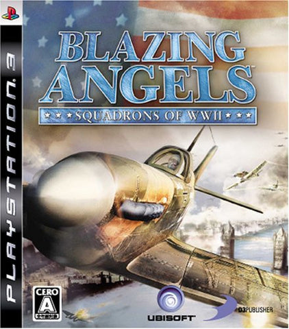 Image for Blazing Angels: Squadrons of WWII