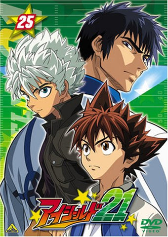 Image for Eyeshield21 Vol.25