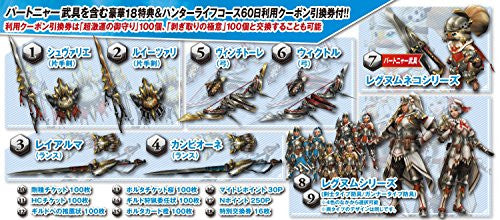 Image 4 for Monster Hunter Frontier G7 Premium Package