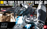 Thumbnail 2 for Kidou Senshi Gundam: Dai 08 MS Shotai - RX-79BD-3 Gundam Blue Destiny Unit 3 - HGUC 082 - 1/144 (Bandai)